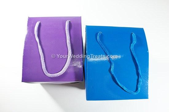 mini foldable paper bag