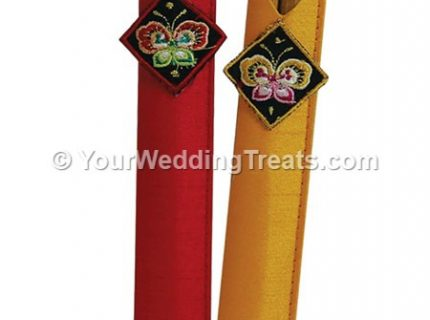 bamboo chopsticks wedding gift set
