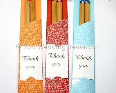 bamboo chopsticks 3 colors