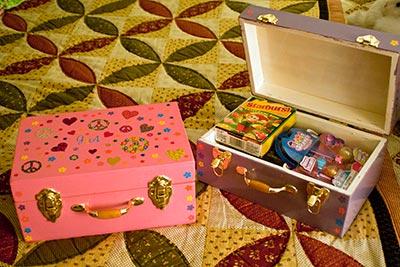 kids boxes