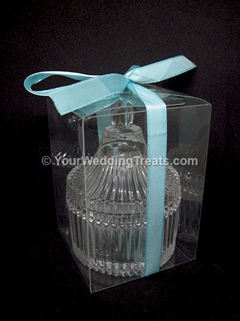 glass potpourri holder packaging